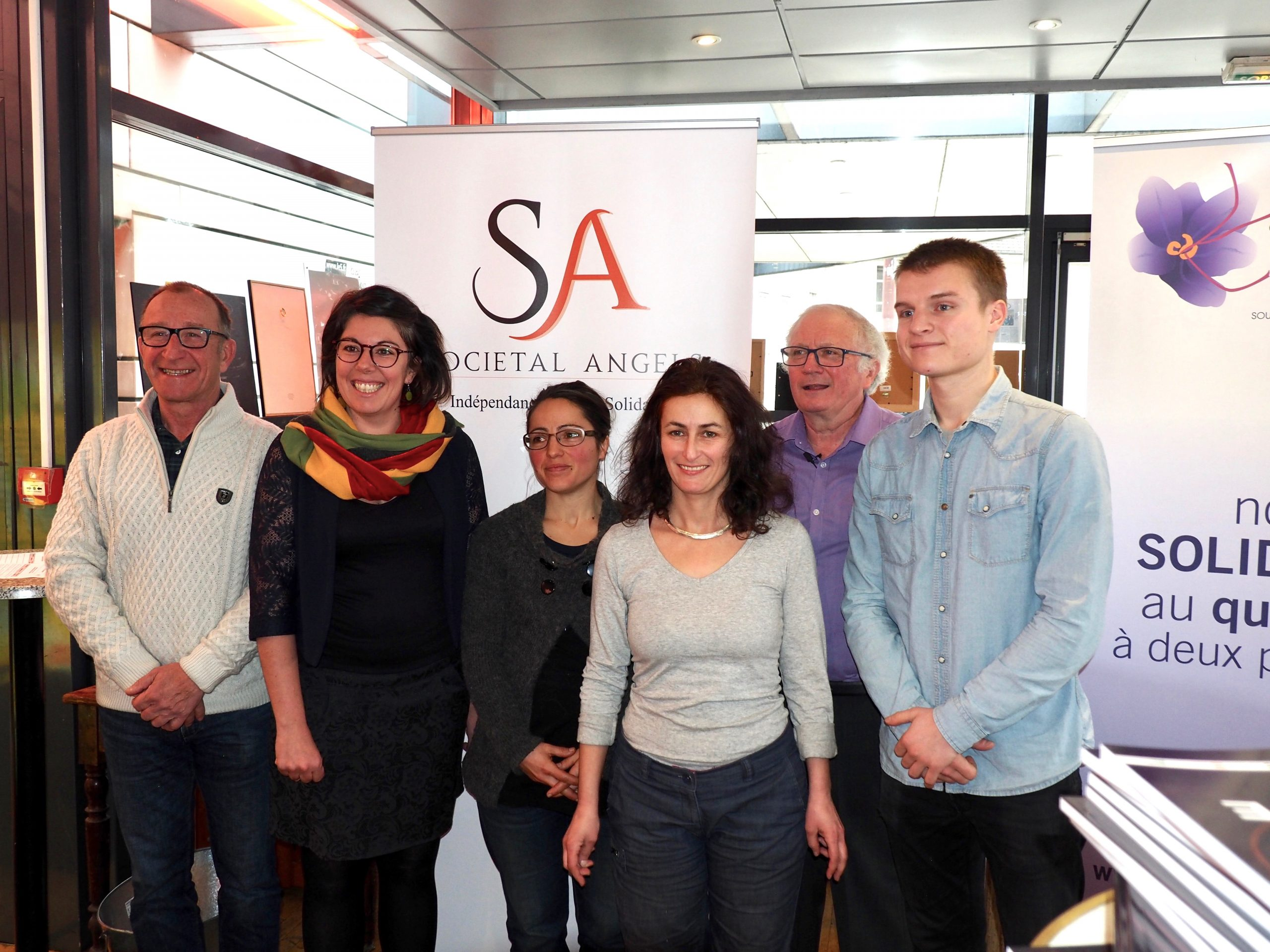 lauréats de la transition alimentaire en Dauphiné