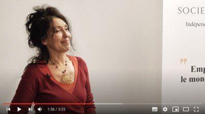 Catherine Cuenca du projet « Les Mordus du verger » passe l'oral de l'Appel à idées !