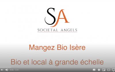 Mangez Bio Isère : Bio & local à grande échelle